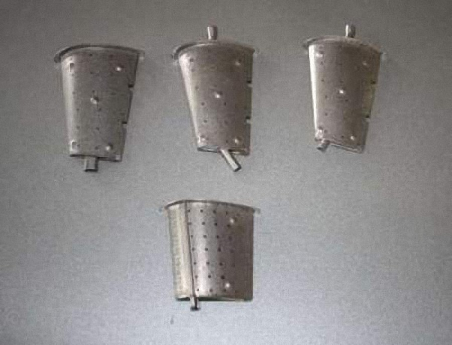 stainless steel wearing spare parts, gas turbines